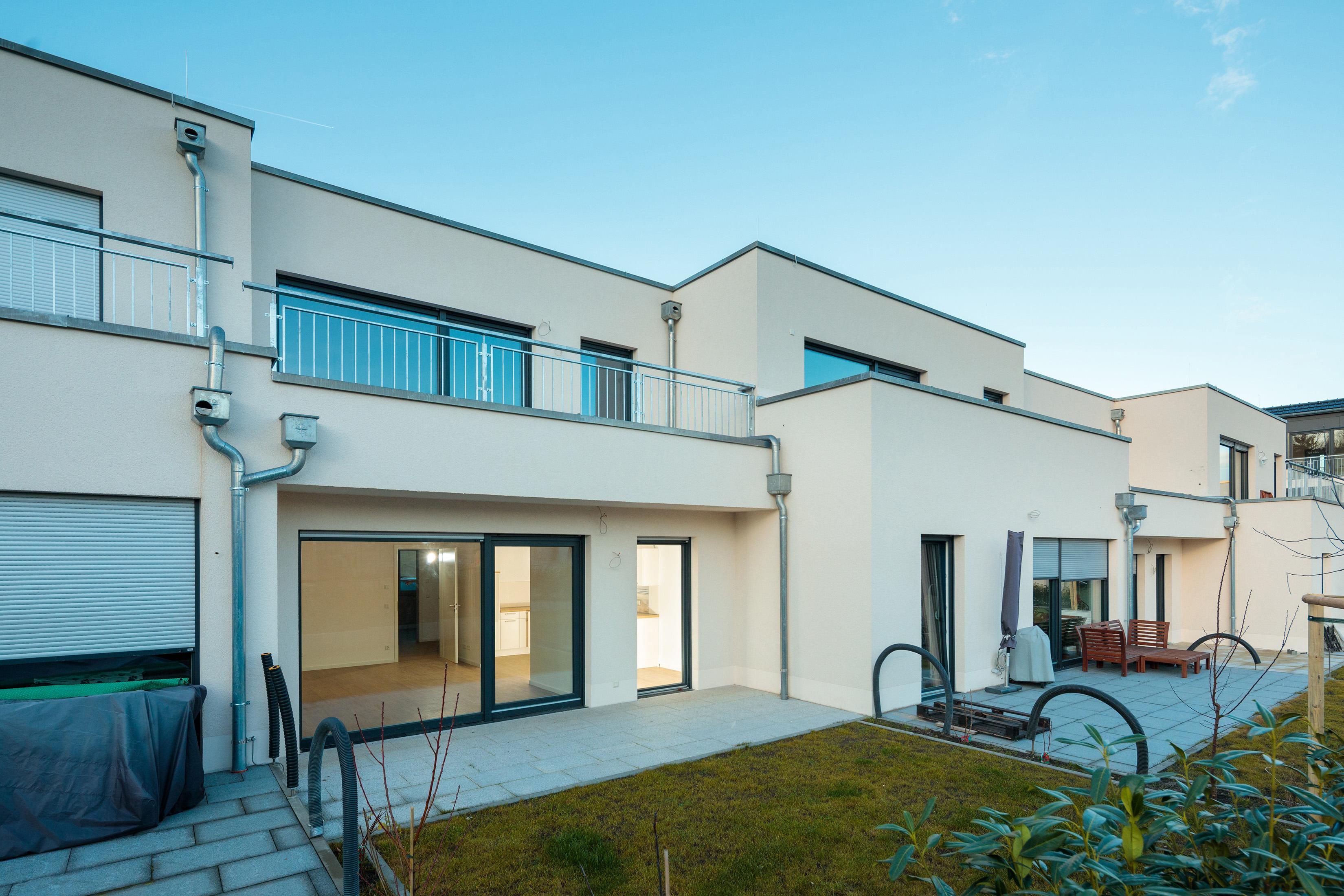 Grosszugige 2 Zimmer Terrassenwohnung Mit Garten In Werder Havel We18 Kirsch Kirsch